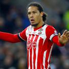 Virgil van Dijk wants to leave Southampton
