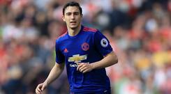 Manchester United's Matteo Darmian wants to stay at the club