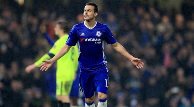 Chelsea's Pedro Heading Back To England After Suffering Concussion In Arsenal Game