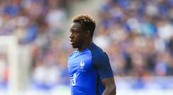 Benjamin Mendy could be joining Manchester City