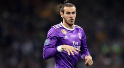 Gareth Bale has won three Champions Leagues with Real Madrid