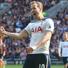 Harry Kane scored in Tottenham's 4-2 friendly win over PSG