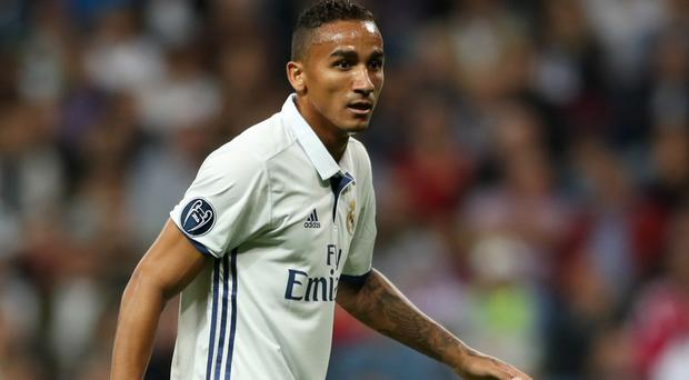 Danilo will join up with his new team-mates on their tour of the United States