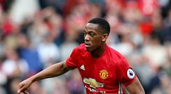 Anthony Martial produced a moment of brilliance in Manchester United's friendly win over Real Madrid