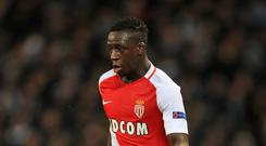 Monaco's Benjamin Mendy has signed for Manchester City