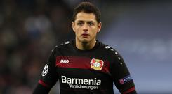 Javier Hernandez is back in English football