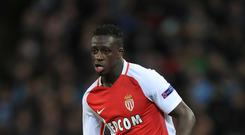Benjamin Mendy has left Monaco for Manchester City