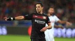 Javier Hernandez has signed a three-year deal at West Ham