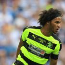 Izzy Brown helped Huddersfield to promotion last season