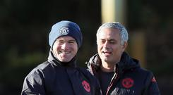 Jose Mourinho knows Wayne Rooney will be missed