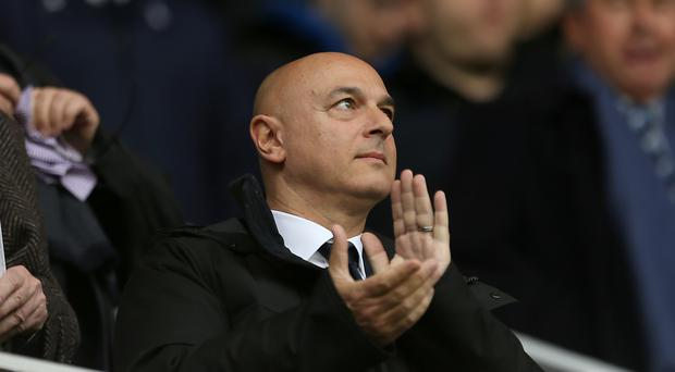 Daniel Levy feels some Premier League clubs' spending is