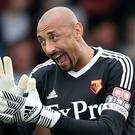Heurelho Gomes has signed a two-year contract with Watford