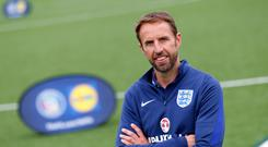 England boss Gareth Southgate wants to see more of the country's young players given chances by clubs
