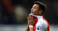 Arsenal's Alexis Sanchez is reportedly a target of a host of major clubs