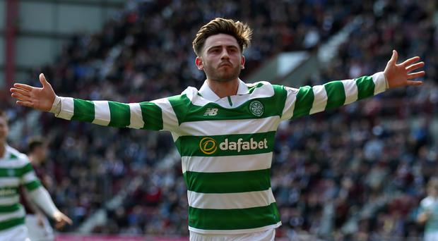 Celtic have not given up hope of bringing Patrick Roberts back, says assistant Chris Davies
