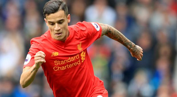 Barcelona have reportedly had a second big-money bid for Phliippe Coutinho rejected