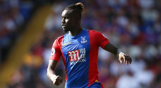 Crystal Palace defender Pape Souare has returned to full training