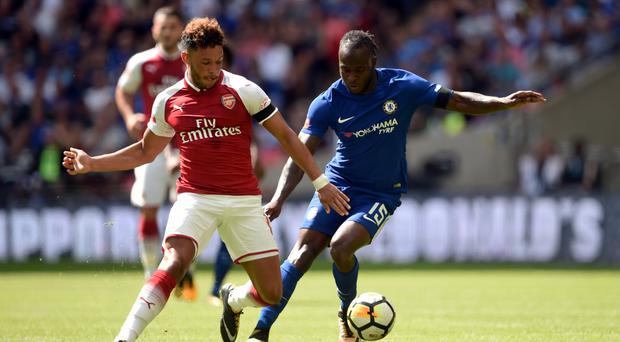 Chelsea are reportedly interested in Alex Oxlade-Chamberlain