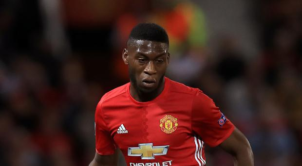 Timothy Fosu-Mensah has made 21 first-team appearances for parent club Manchester United