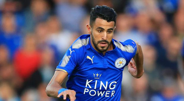 Mahrez becomes late transfer target for Mourinho