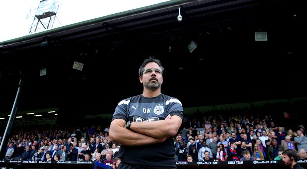 David Wagner's Huddersfield convinced as they won 3-0 at Crystal Palace