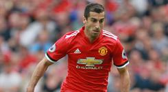 Henrikh Mkhitaryan has been impressed by Manchester United's summer signings