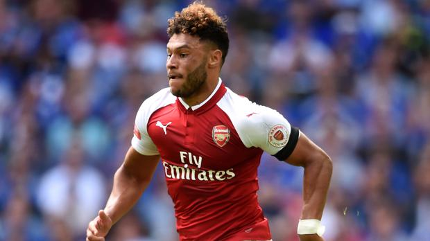 Could Alex Oxlade-Chamberlain be heading across London?