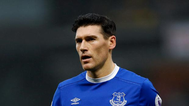 Gareth Barry has completed his move to West Brom