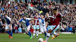 Burnley and Blackburn last faced each other 18 months ago
