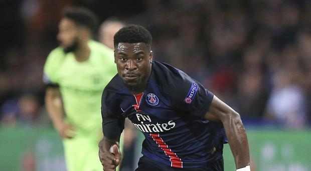 Man United target Serge Aurier agrees personal terms with Tottenham Hotspur
