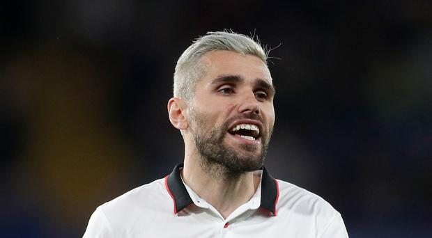 Valon Behrami is back in Italy with Udinese