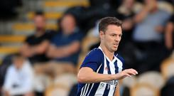 Jonny Evans has recently been made captain at West Brom