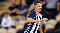 Jonny Evans is understood to be a target for Manchester City