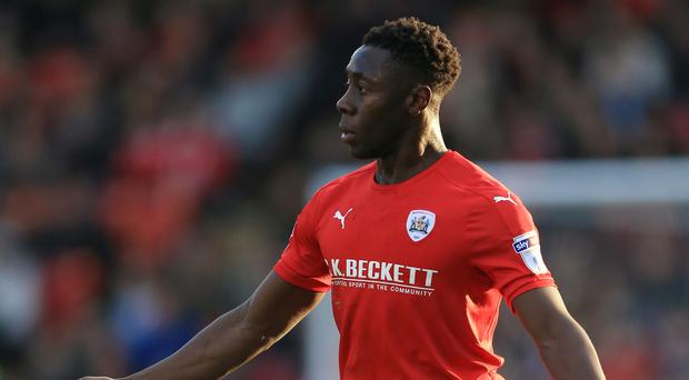 Andy Yiadom could feature for Barnsley against Sheffield United