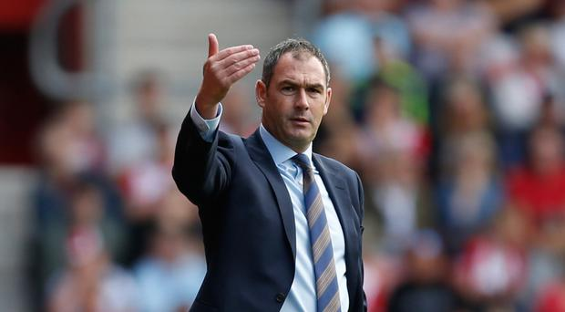 Paul Clement, pictured, says targets are in place to replace Gylfi Sigurdsson