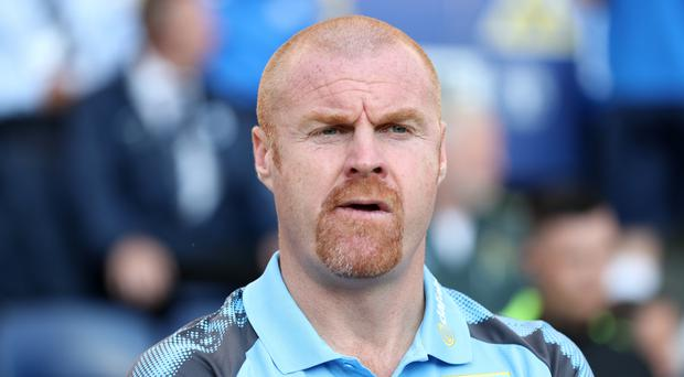 Sean Dyche supports the idea to bring the end of the transfer window forward