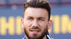 Sunderland have an interest in Scotland international Robert Snodgrass