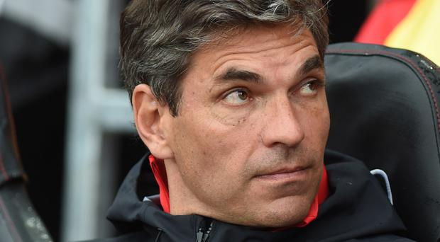 Mauricio Pellegrino, pictured, has backed Southampton's new owners to continue the club's measured progress