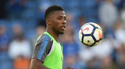 Kelechi Iheanacho has been to see a specialist