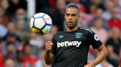 Winston Reid has been at West Ham since 2010
