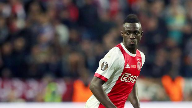 Davinson Sanchez is Tottenham's first signing of the summer