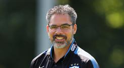 David Wagner's Huddersfield won 3-0 at Crystal Palace last weekend