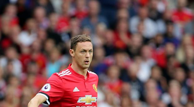 Nemanja Matic produced another eye-catching display in Manchester United's 4-0 win at Swansea.