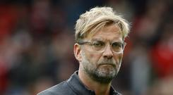 Jurgen Klopp dismissed suggestions Liverpool were under pressure to be better defensively against Crystal Palace