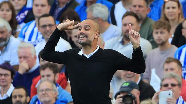 Pep Guardiola is not offering any guarantees to his expensive Manchester City squad