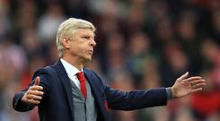 Arsene Wenger accepts he needs to offload some players before recruiting new ones