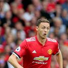 Nemanja Matic has made an impressive start to his Manchester United career