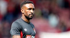 Jermain Defoe is yet to start a game since returning to Bournemouth
