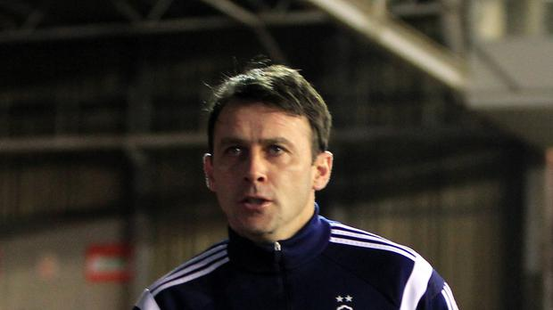 Dougie Freedman's last managerial role was at Nottingham Forest.