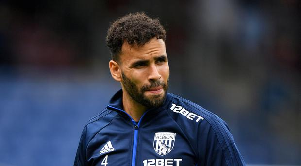 West Bromwich Albion's Hal Robson-Kanu must serve a three-match ban
